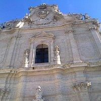 Chiesa Madre Francavilla Fontana - giorno