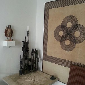 Corner of one living area