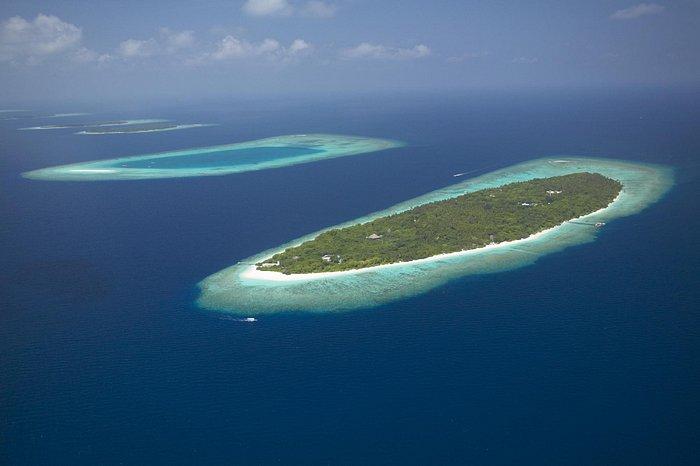 Soneva Fushi Resort at Kunfunadoo Island, Baa Atoll, Maldives