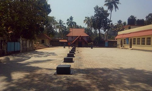 The Parashuram Temple