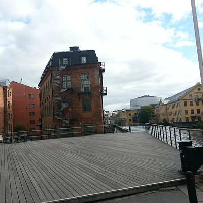 Vid Arbetets museum Norrköping