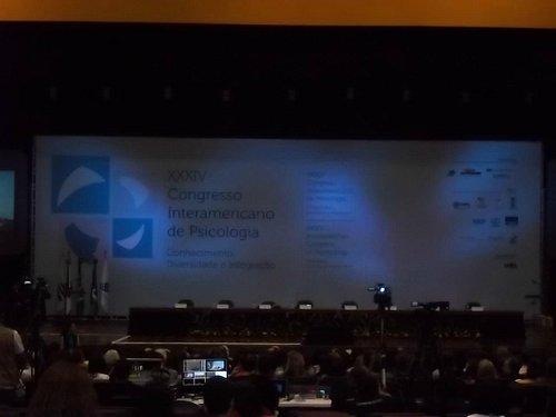 Uno de los auditorios - XXXIV Congreso de la SIP - 2013