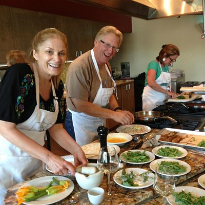 Cooking with Julie @ Whole Foods Culinary Center