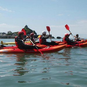Kayaking Devon