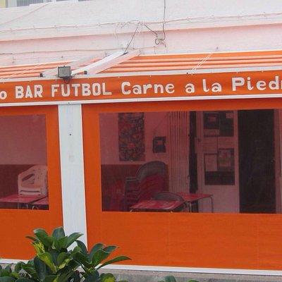 Bar fútbol