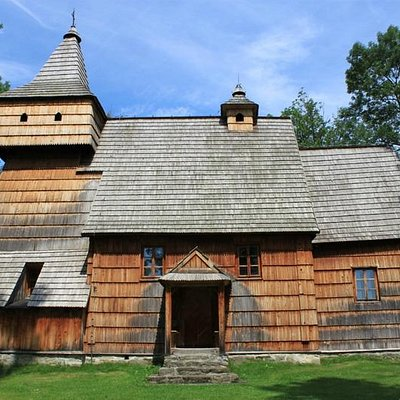 Iglesias de madera /excursión al sur de Polonia