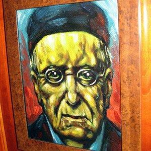 Мемориальная экспозиция, посвящённая А.Ф. Лосеву.