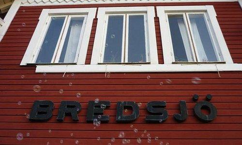 Bredsjö Station House, Hällefors