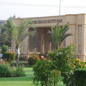 Benazir Bhutto park
