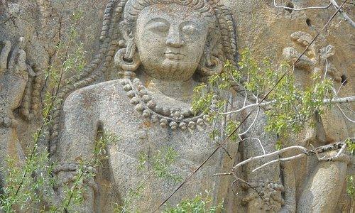 The Budhha Statue