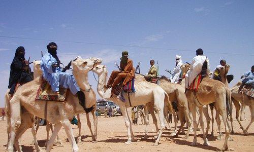 Festa tuaregue (Agadez)