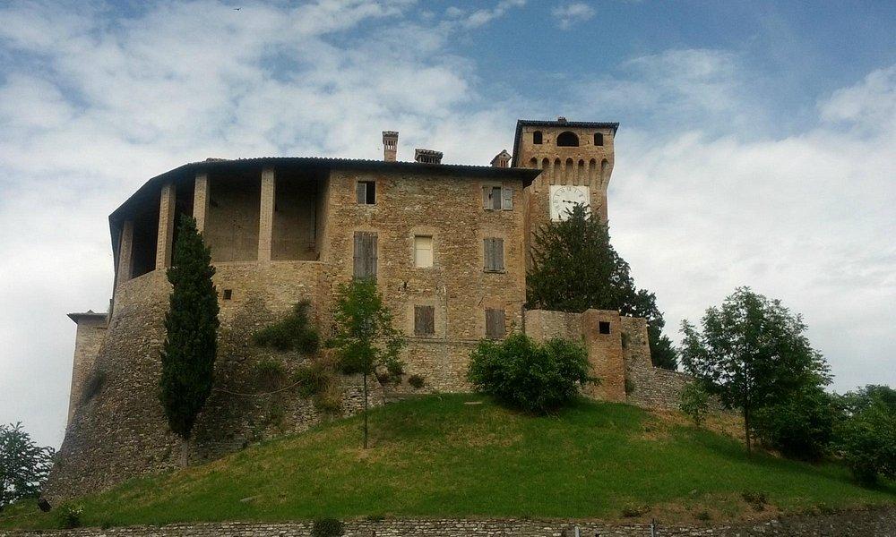 Castello visto dalla strada