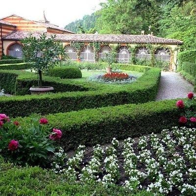 Giardino all'Italiana - Palazzo Fantini
