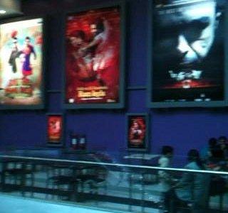Multiplex cinema on the 4th floor