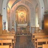 Chapel on the inside.