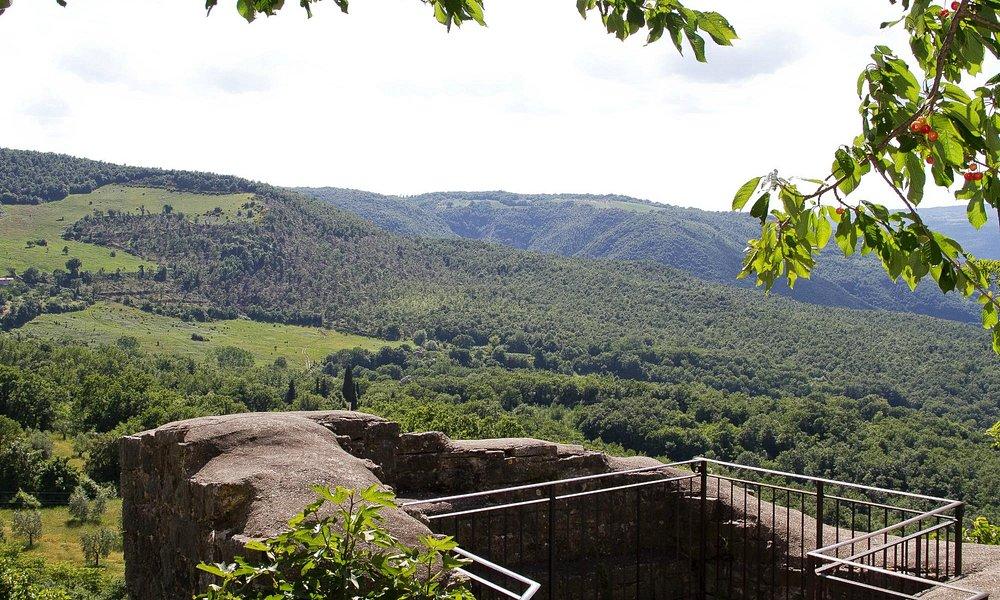 vista valle dal paese