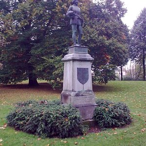 Philip Sidney memorial statue, Zutphen