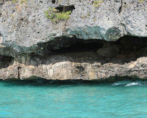 Le piscine di Saona