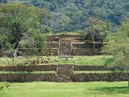 Tehuacalco Archaeological Zone