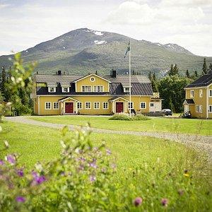 Enaforsholm Fjällgård sommar