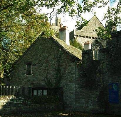 Brecon cathedral 2