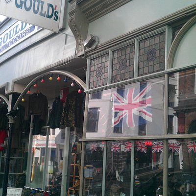 Goulds, Ebrington Street.