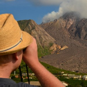 Observing the Volcano