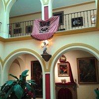 Patio Casa de Las Tejerinas