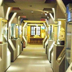 Vista del ingreso al Museo Salesiano de Punta Arenas