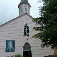 Die kath. Kirche in Frutillar