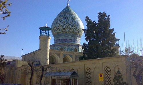 Ali Ibn Hamzeh Holly Shrine