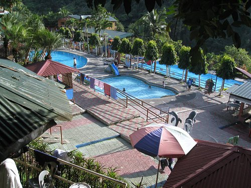 View of Riverview Water Park.