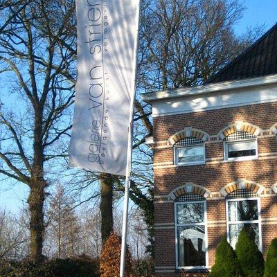 Galerie van Strien, exterieur