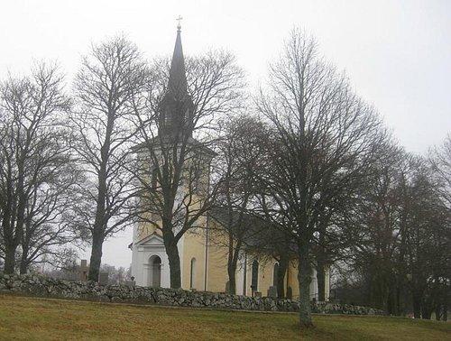 Kyrkefalla kyrka, Tibro