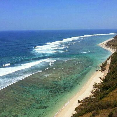 Pandawa beach Awsome White Sands