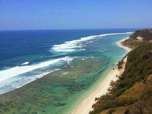 Pandawa beach Awsome White Sands