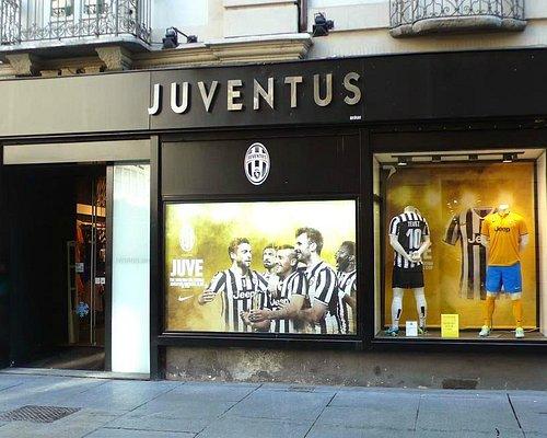 Juventus Store: Torino: Italia: ingresso