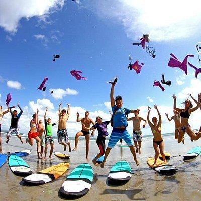 Серфинг - это просто и весело!