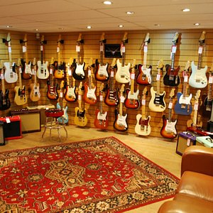The Fender Lounge