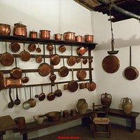 Museo Deleddiano - Cucina