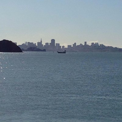View of SF