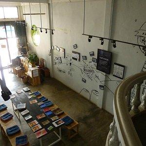 QLA Center Exhibition