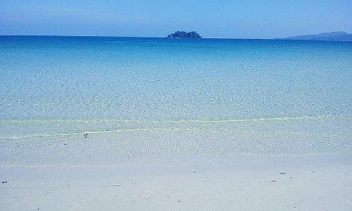 4K beach