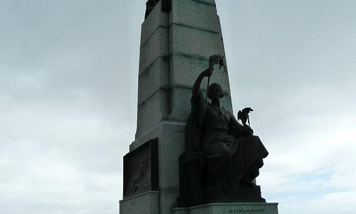 Erinnerung an den Sieg über die Flotte von Graf Spee