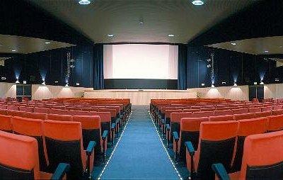 CINEMA MPX PADOVA sala grande