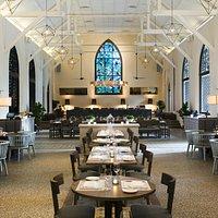 The White Rabbit Dining Hall