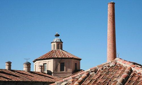 Edificio industrial siglo XVIII