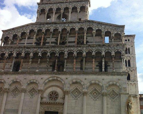 Lucca, San Michele