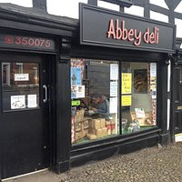 Abbey Deli - excellent all round