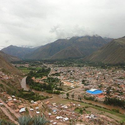 Orubamba do alto